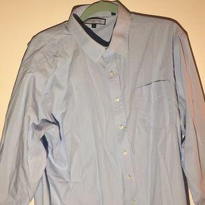 Tommy Hilfiger Dress Shirt Powder Blue